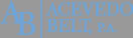 Acevedo Belt PA